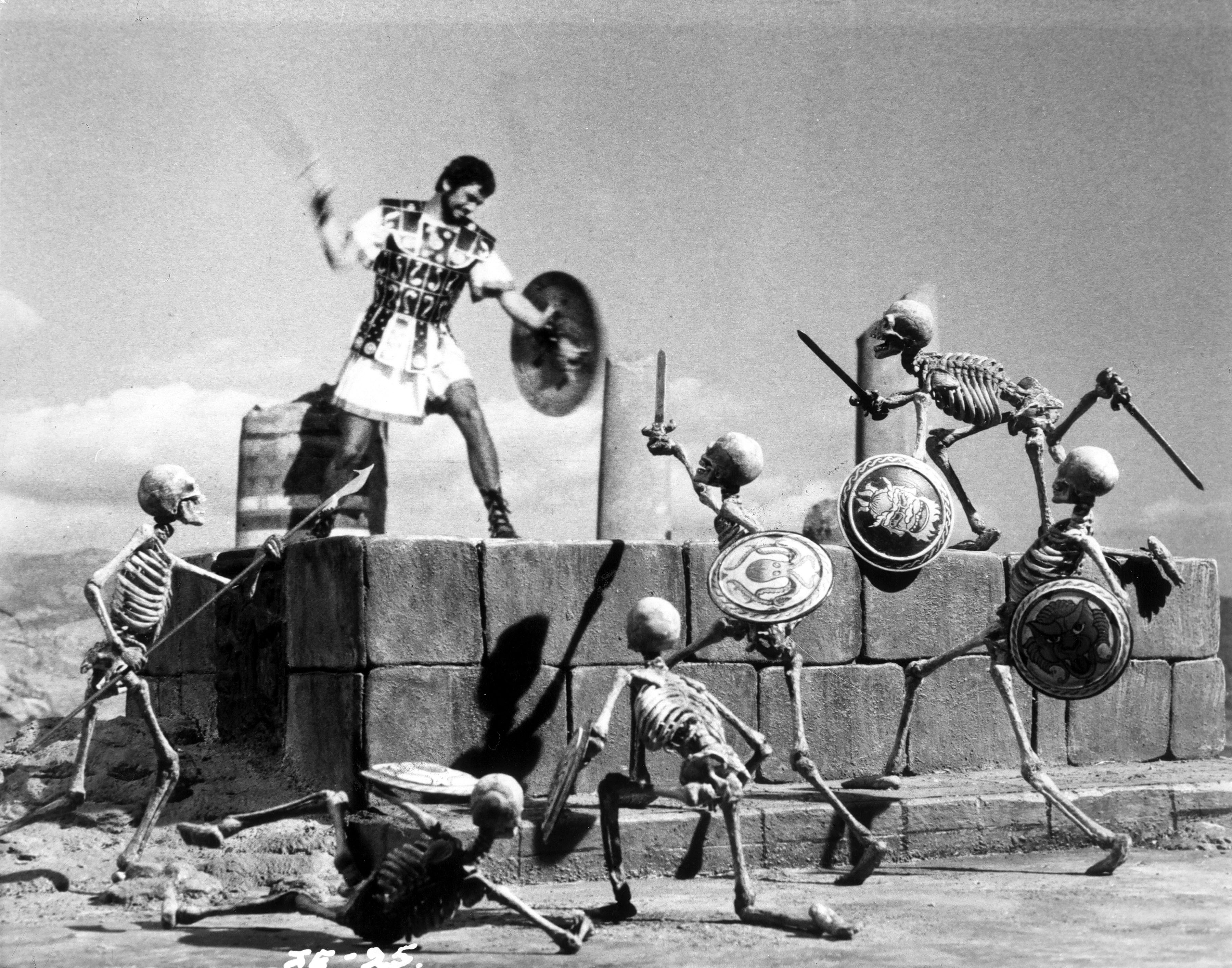 Jason the argonauts a journey